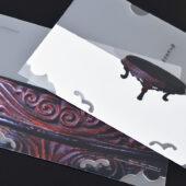 クリアファイル(A4)三足卓